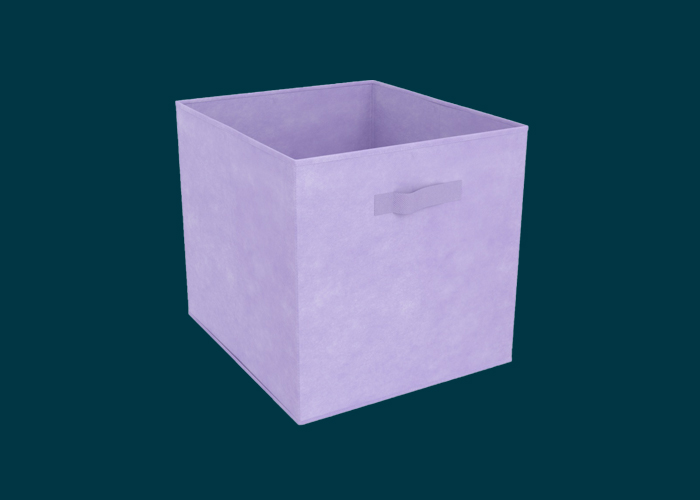 Clever Cube Fabric Insert Lilac Fusion