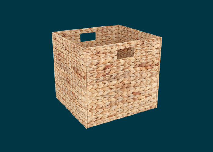 Clever Cube Natural Insert Water Hyacinth