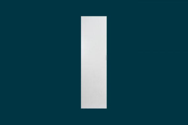 Flexi Storage Wardrobe Hinged Wardrobe Door White isolated