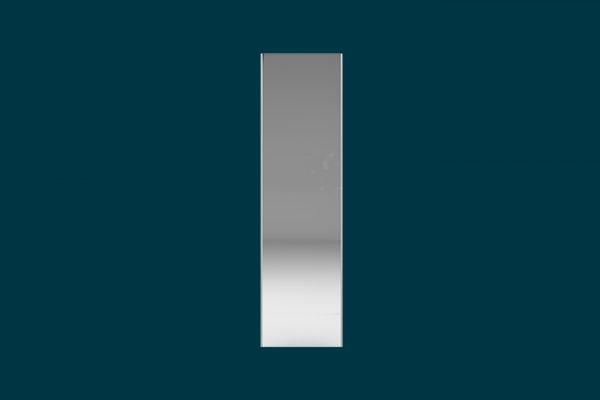 Flexi Storage Wardrobe Sliding Wardrobe Door Mirror isolated