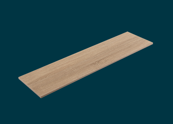 Home Solutions Timber Shelf Oak 1200x300x16mm