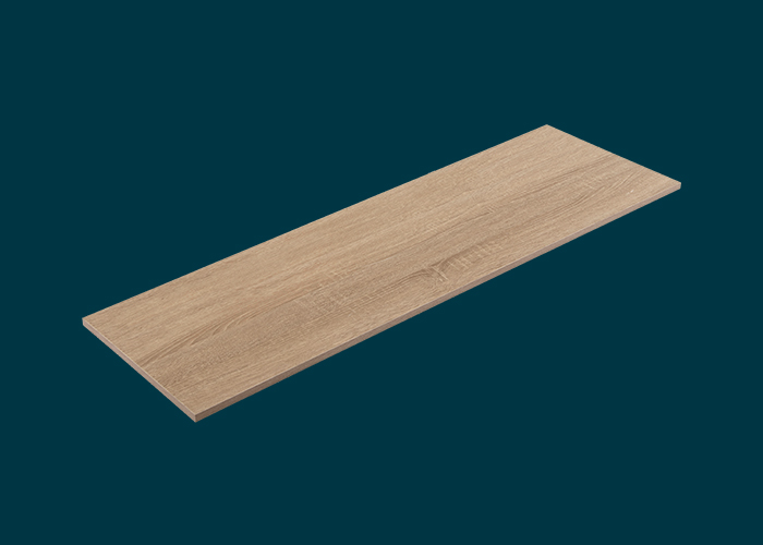 Home Solutions Timber Shelf Oak 1200x350x16mm