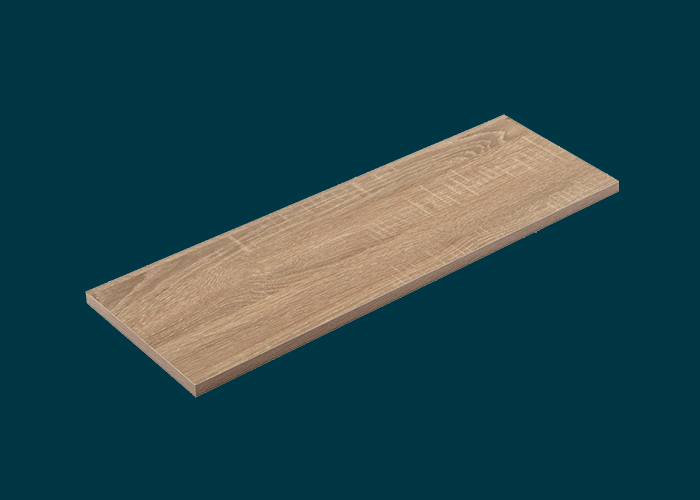 Home Solutions Timber Shelf Oak 600x200x16mm