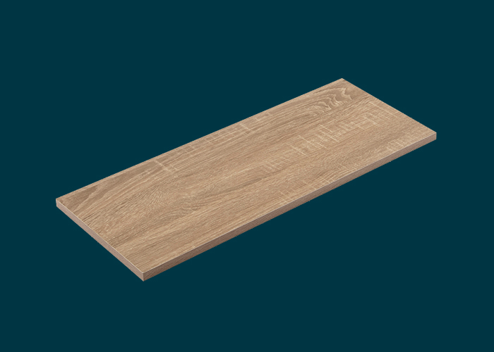 Home Solutions Timber Shelf Oak 600x250x16mm