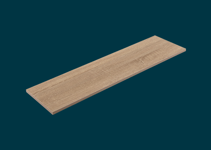 Home Solutions Timber Shelf Oak 900x200x16mm