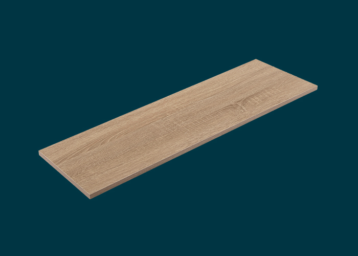 Home Solutions Timber Shelf Oak 900x250x16mm
