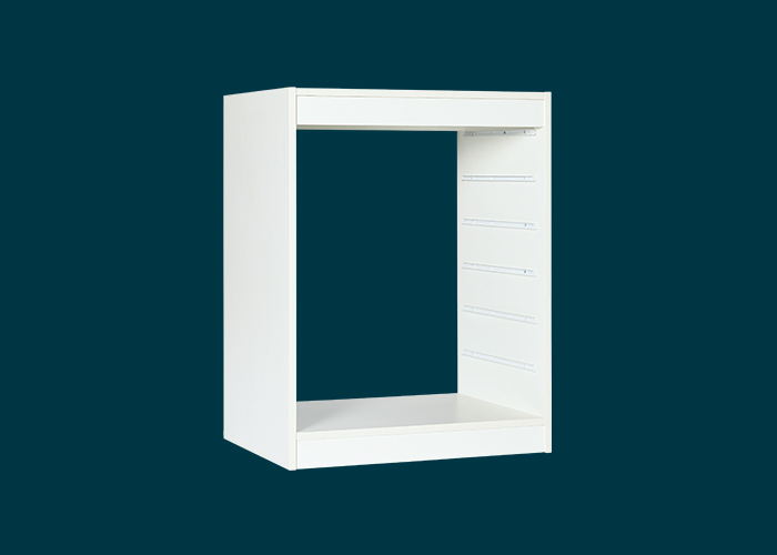 Home Solutions 6 Runner Timber Frame White