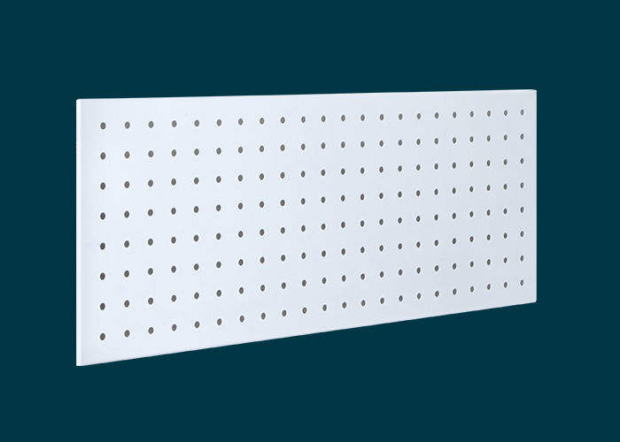 Home Solutions Pegboard White