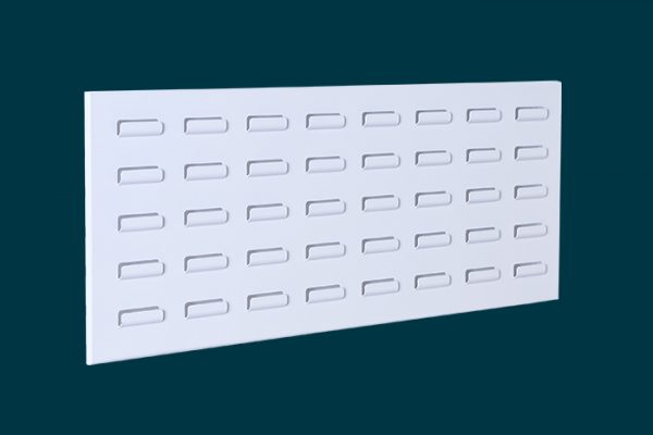 Flexi Storage Home Solutions Tote Board White isolated