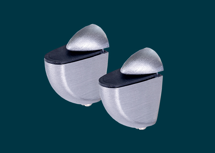 Mini Shelf Clip Aluminium