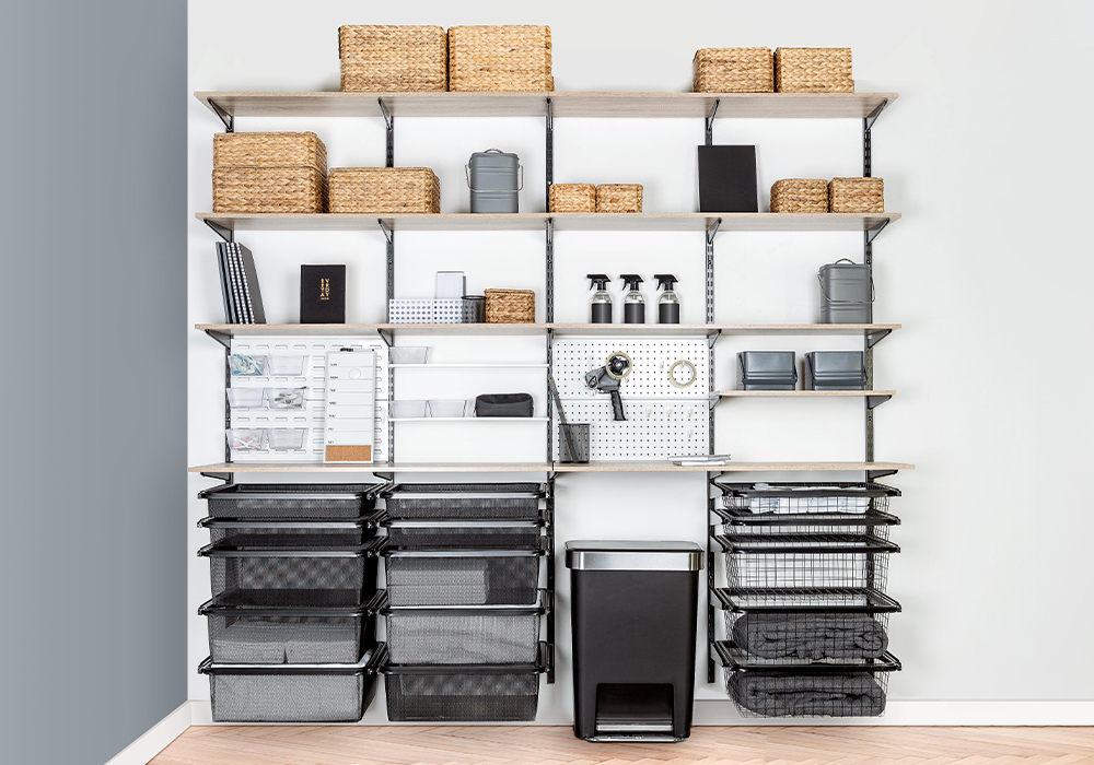 Serious Storage solution from Flexi Storage
