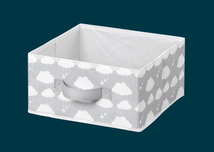 Kids Fabric Insert Clouds